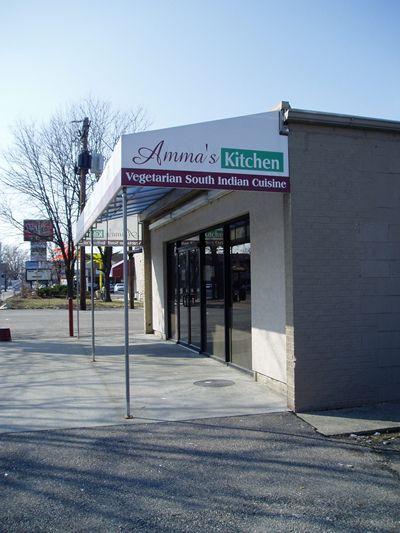 Amma S Kitchen Pizza