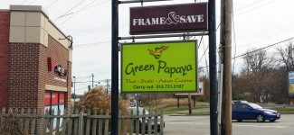 Green Papaya