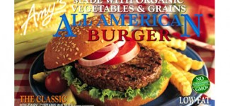 All American Veggie Burger by Amy's