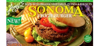 Sonoma Veggie Burger by Amy's