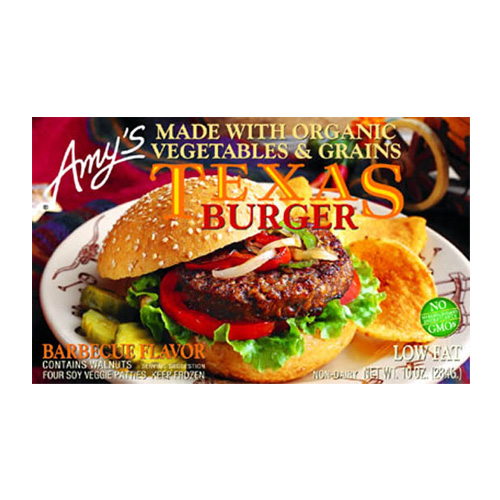 Texas Veggie Burger by Amy's