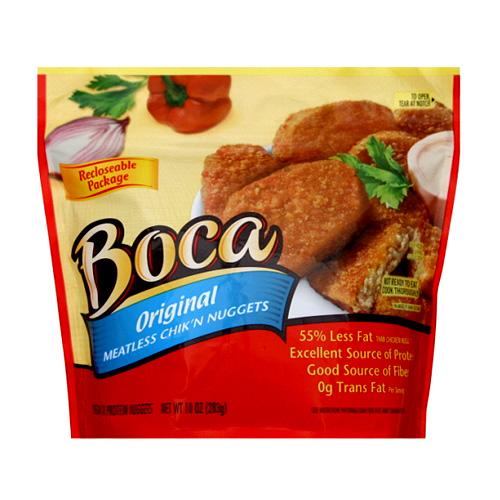Boca Chik'n Nuggets