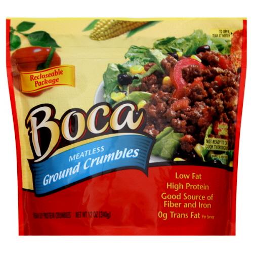 Boca Ground Crumbles