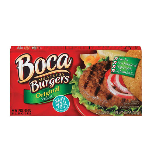 Boca Burger Original Vegan
