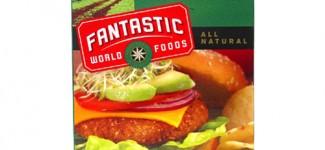 Fantastic Foods Nature's Burger