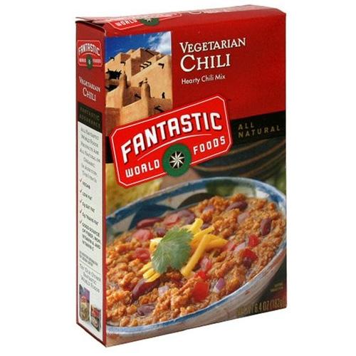 Fantastic Foods Chili