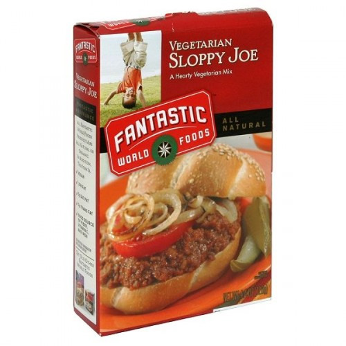 Fantastic Foods Sloppy Joes