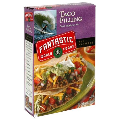 Fantastic Foods Taco Filling