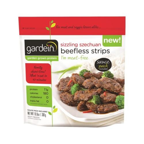 Gardein Szechuan Beefless Strips