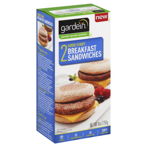 Gardein Breakfast Sandwich