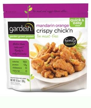 Gardein Manadarin Crispy Chick'n