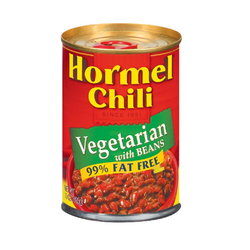 Hormel Vegetarian Chili