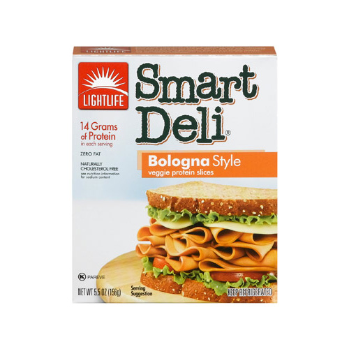 Lightlife Smart Deli – Bologna