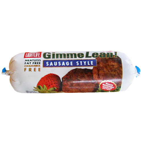 Lightlife Gimme Lean Sausage