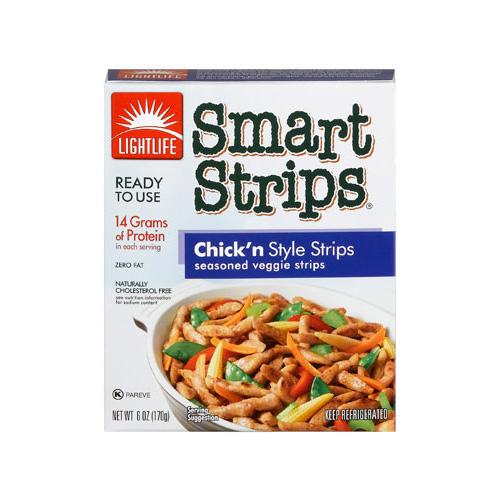 Lightlife Smart Strips Chick'n