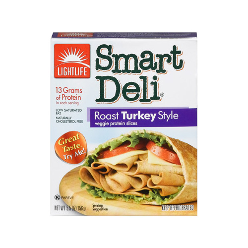Lightlife Smart Deli – Turkey