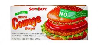 SoyBoy Okara Courage Burger