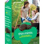 Vegan Girl Scouts Cookies - Thin Mints