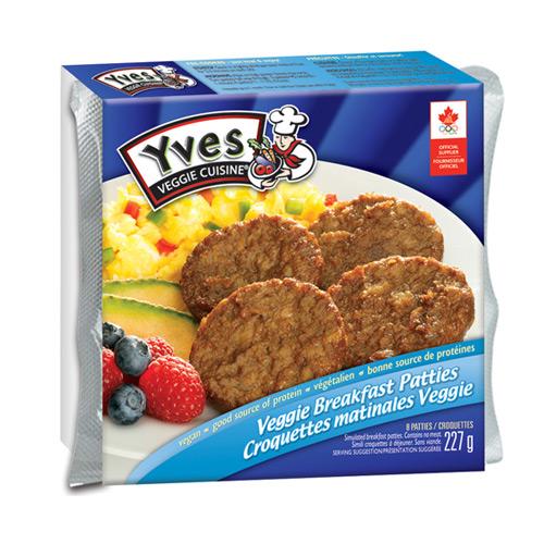 Yves Breakfast Patties