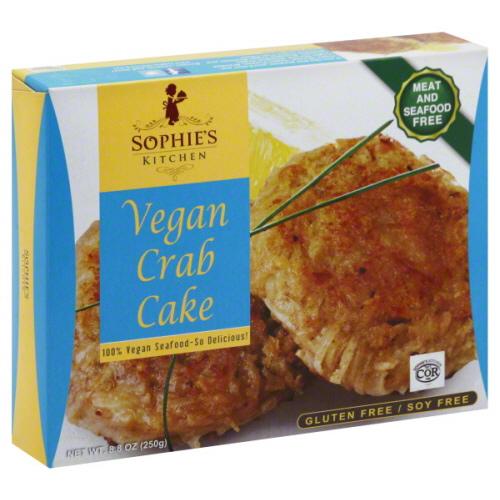Sophie's Vegan Crab Cakes