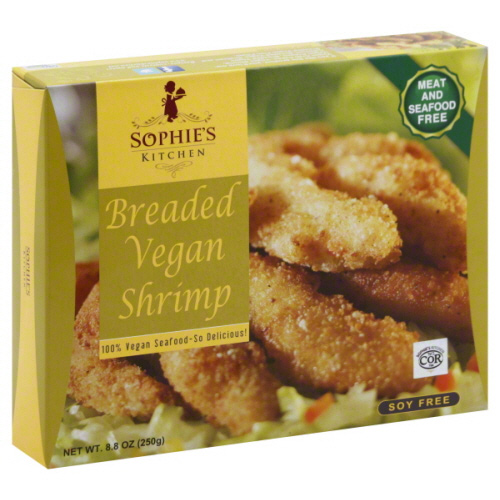 Sophie's Breaded Vegan Shrimp